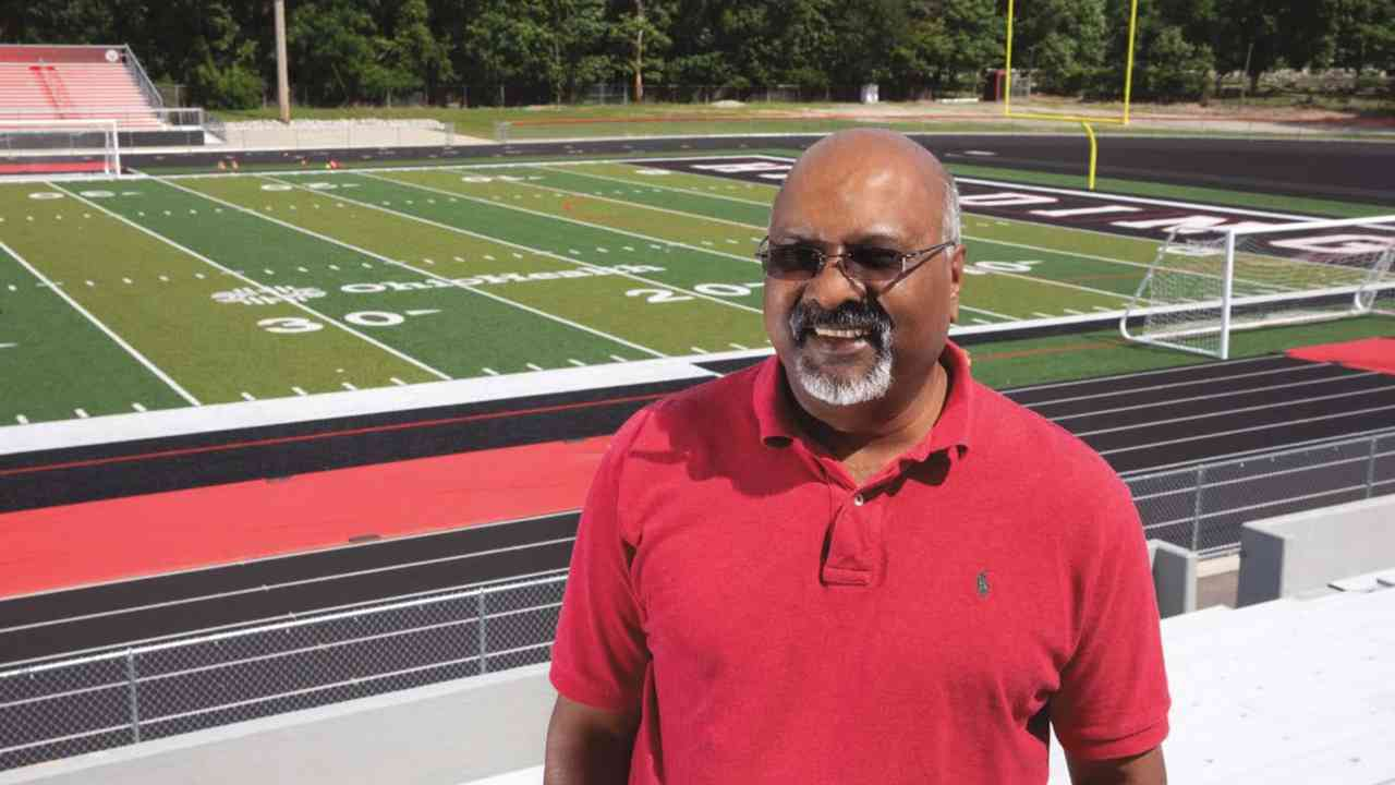 Jay Moodley MD Harding High School Stadium