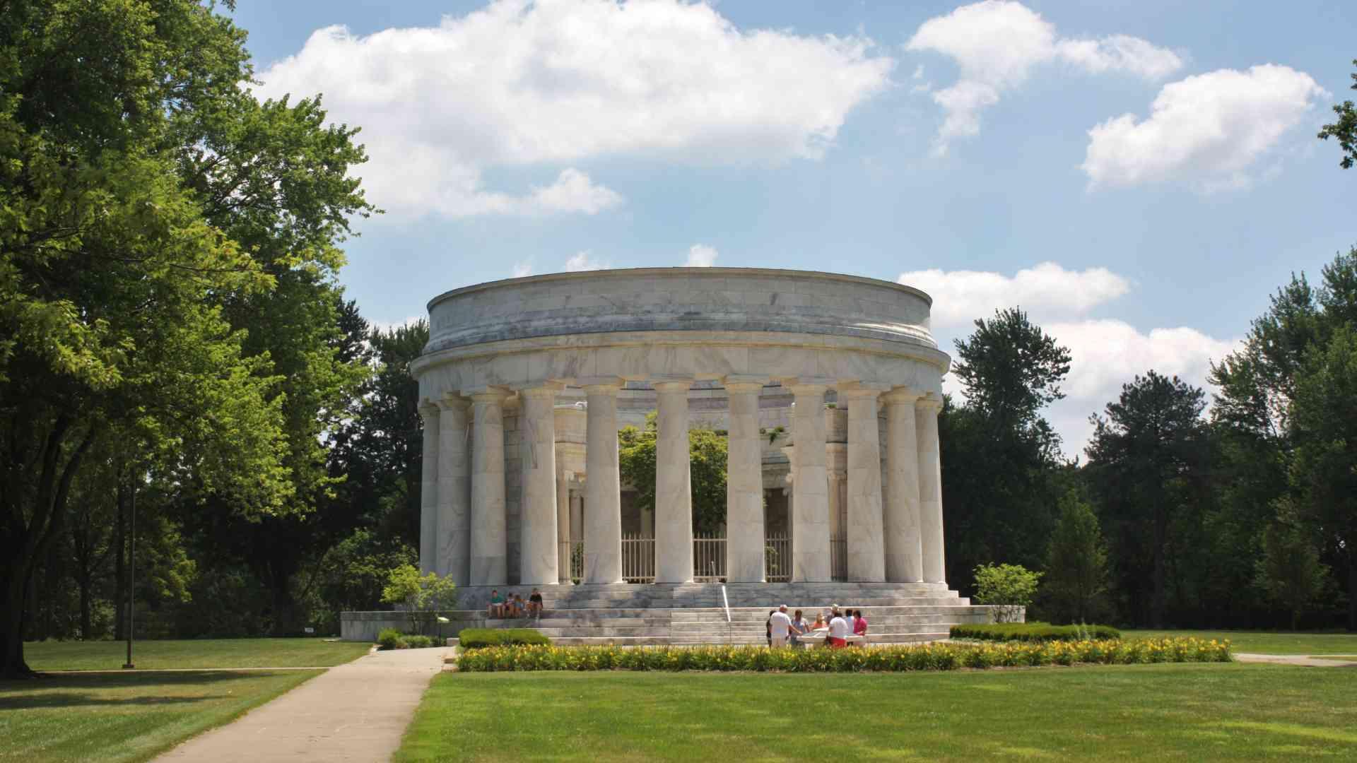 President Harding Memorial, Marion, Ohio
