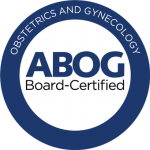 ABOG Obstetrics and Gynecology Badge