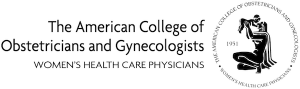 American College of Obstetricians and Gynecologists ACOG logo